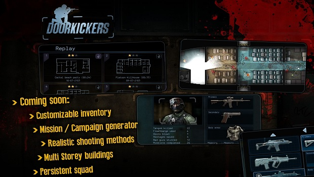 doorkickers The Humble Mumble    KillHouse Games talks Door Kickers