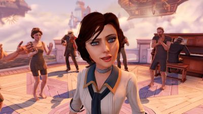 eliz Maybe Bioshock Infinite wasnt all that
