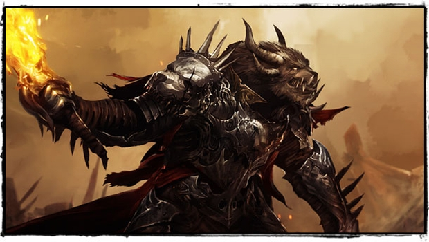 hero charr Blood and Madness update for Guild Wars 2