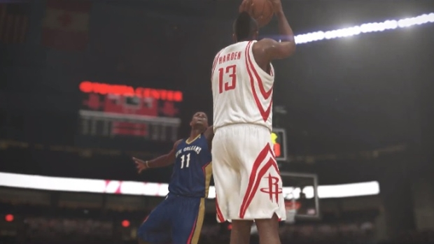 nba 2k14 PS4 technology shown off in new NBA 2K14 trailer