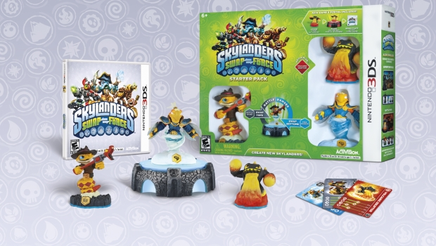 review cover1 Skylanders SWAP Force on 3DS   not just another copycat.