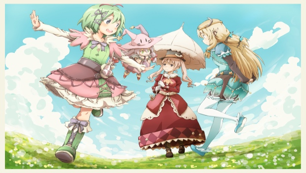 rune factory 4 lead in Funny farm, now with coyote archers   Rune Factory 4 review