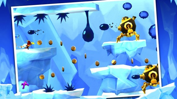 3 AdvenChewers IceCave Find Feathered Friends e1385560404710 Chew your way to the top    AdvenChewers review