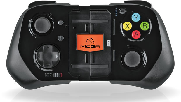 ACE POWER 4 Get a grip on your iPhone gaming with the new MOGA Ace Power controller