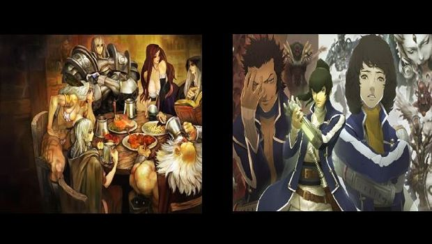 Capture Shin Magami Tensei IV and Dragons Crown DLC/game sale until November 12