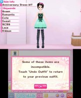 GFS Screen 08 162x195 Forget Zelda, Girls Fashion Shoot is coming to 3DS next week and weve got video and screenshots