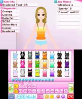 GFS Screen 31 162x195 Forget Zelda, Girls Fashion Shoot is coming to 3DS next week and weve got video and screenshots