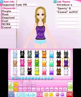 GFS Screen 32 162x195 Forget Zelda, Girls Fashion Shoot is coming to 3DS next week and weve got video and screenshots