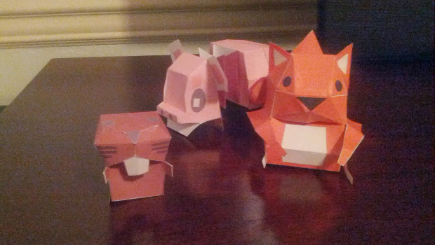 IMG 20131120 023256 Tearaway is a papercraft marvel