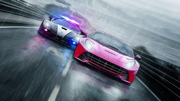 NFSRivalsIMG1 Go ahead, make a few enemies    Need for Speed Rivals hands on preview