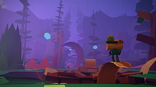Tearaway Splash Image 620x348 Tearaway is a papercraft marvel
