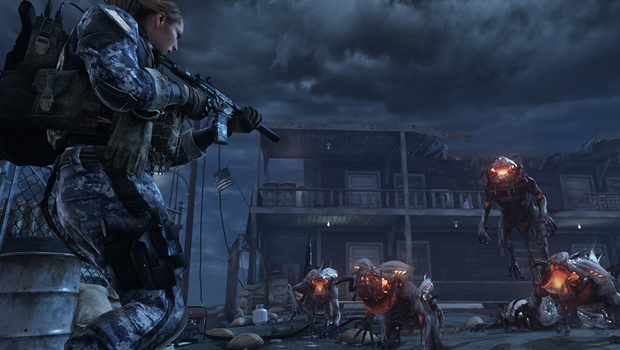 extinction Post Modern Warfare: Call of Duty: Ghosts