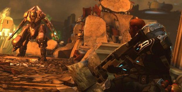 mechtoid 620x316 Mectoids, Genetics, and new threats   a review of XCOM: Enemy Within