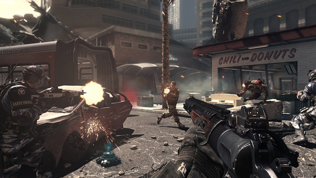 multiplayer Post Modern Warfare: Call of Duty: Ghosts