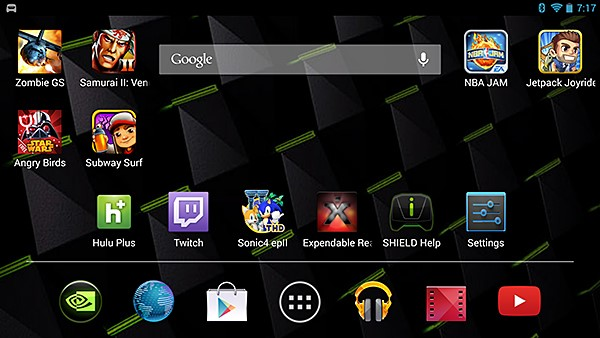 nvidia shield console mode 7 Shields latest update made me take a second look