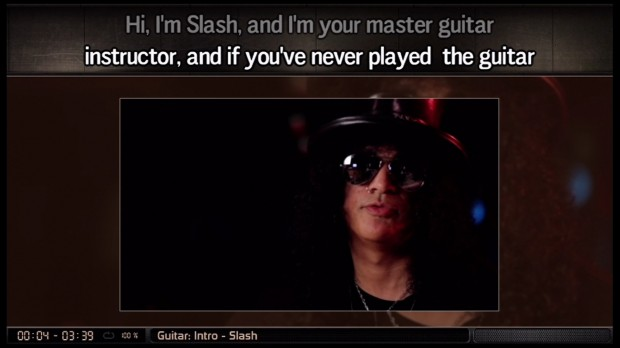 slash 620x348 Strapping up with BandFuse: Rock Legends   our hands on preview