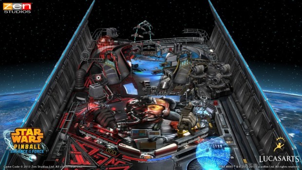 swp starfighter assault table 3 1 620x348 Scratch that itch with new Star Wars Pinball tables
