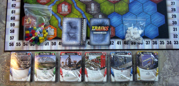 Trains - Game Contents 2