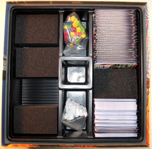 Trains - Box w/ Insert