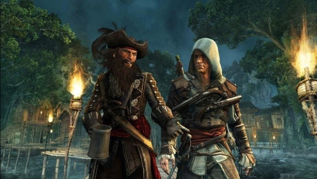 Assassins Creed IV Black Flag 03 Assassins Creed IV Black Flag   PlayStation 4 and Xbox One faceoff