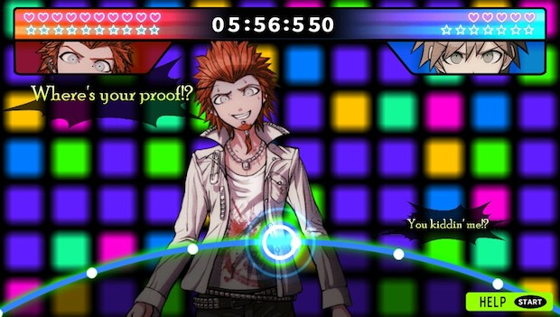 Danganronpa 4 Debate team deathmatch   Danganronpa: Trigger Happy Havoc