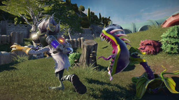 1370923560 ms scientist chomper e1393296353648 Dead and loving it    Plants vs. Zombies: Garden Warfare review