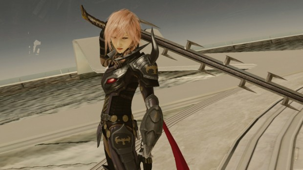 Battle 67 620x348 Lightning Returns: Final Fantasy XIII   Lightning May Cry