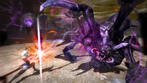 Gameplay More than one way to skin a monster   Toukiden: The Age of Demons review
