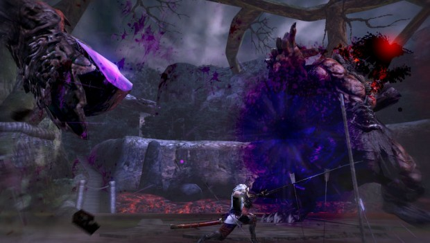 Gameplay1 620x351 More than one way to skin a monster   Toukiden: The Age of Demons review
