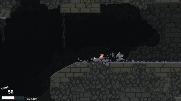 Gameplay11 620x348 Good clean fun   Dustforce review