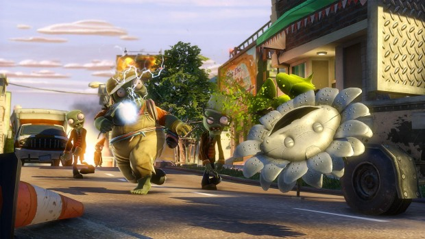 Plants Vs Zombies Garden Warfare 003 e1393296636106 Dead and loving it    Plants vs. Zombies: Garden Warfare review