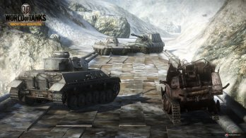 WoT Xbox 360 Edition Screens Combat Image 03 348x195 World of Tanks: Xbox 360 Edition rolls out today along with a new trailer and screenshots