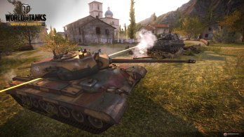 WoT Xbox 360 Edition Screens Combat Image 04 348x195 World of Tanks: Xbox 360 Edition rolls out today along with a new trailer and screenshots