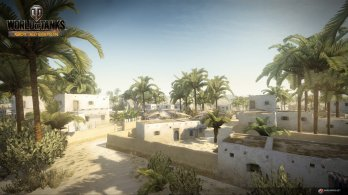 WoT Xbox 360 Edition Screens Maps Sand River Image 07 348x195 World of Tanks: Xbox 360 Edition rolls out today along with a new trailer and screenshots
