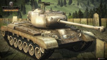WoT Xbox 360 Edition Screens Tanks USA Patton Image 10 348x195 World of Tanks: Xbox 360 Edition rolls out today along with a new trailer and screenshots