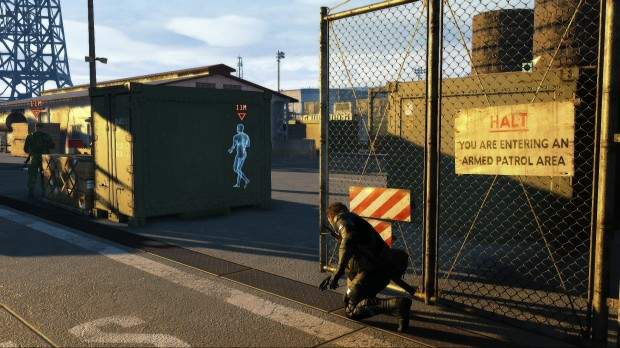 3 620x348 Innovation and entertainment galore    Metal Gear Solid V: Ground Zeroes review