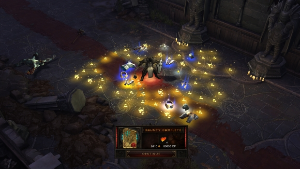 D3x1 Bounty rewards UI AD 03 Diablo III: Reaper of Souls   Dungeons, Demons, and Loot done right