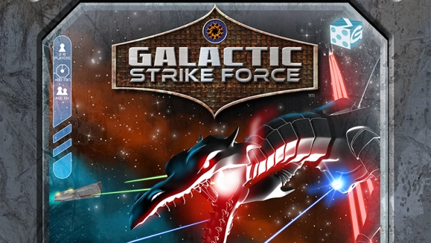 Galactic Strike Force Box Crazy Eights: Christopher Badell of Greater Than Games