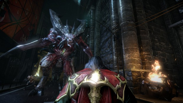 Gameplay 620x348 A bloody good game   Castlevania: Lords of Shadow 2 review