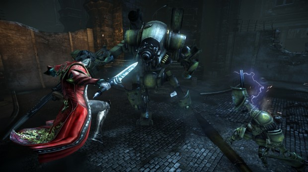Gameplay1 620x348 A bloody good game   Castlevania: Lords of Shadow 2 review