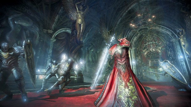 Gameplay2 620x348 A bloody good game   Castlevania: Lords of Shadow 2 review