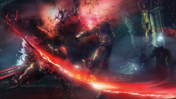 Gameplay3 A bloody good game   Castlevania: Lords of Shadow 2 review