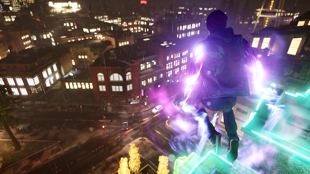 Infamous Outro Pack your flannel    inFAMOUS: Second Son review
