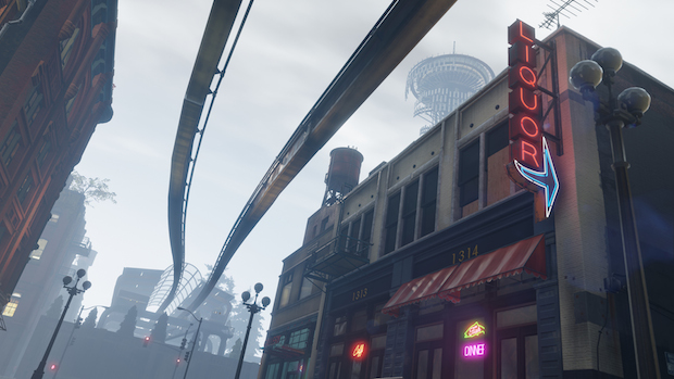 Infamous Seattle Pack your flannel    inFAMOUS: Second Son review
