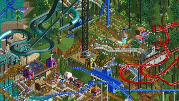 RollerCoaster Tycoon 4 Mobile coming to iOS in early spring – GAMING