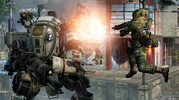 Titanfall Screen 71 620x348 Delivering in a big way   we review Titanfall