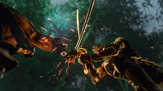 YaibaNinjaGaiden 620x348 The horror   Yaiba: Ninja Gaiden Z review