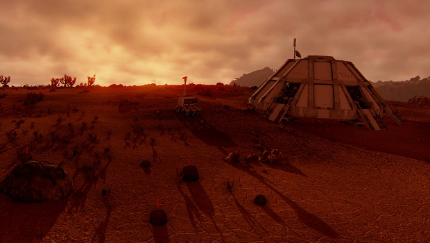 extrasolar2 Extrasolar is Your Chance to Explore a Distant World