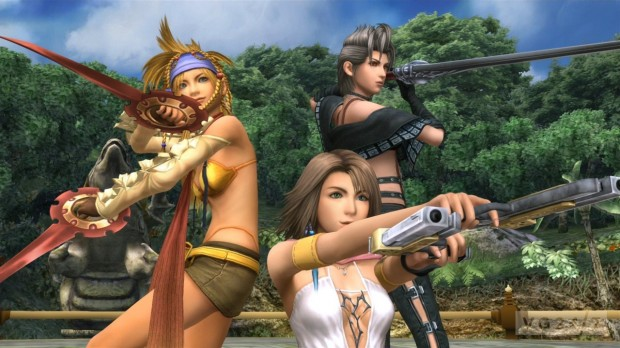 ffx2hd 2 620x348 Better than memory serves   Final Fantasy X / X2 HD Remaster review