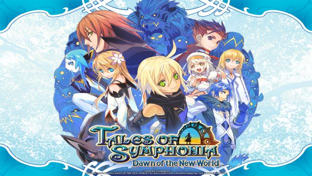 tos dawn resize1 Telling old tales anew: Tales of Symphonia Chronicles Review